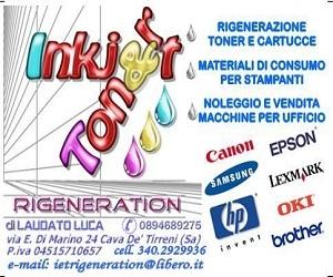 INKJET&TONER RIGENERATION