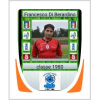6e8295cd8b Francesco Di Berardino - MARRUVIANA AVEZZANO - GIRONE A - campionato  amatori ENRICO DE LUCA