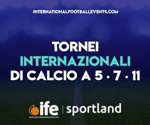 Tornei Internazionali Calcio a 5-7-11