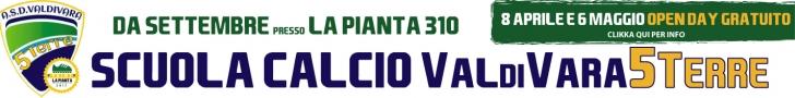 SCUOLA CALCIO VAL DI VARA 5 TERRE