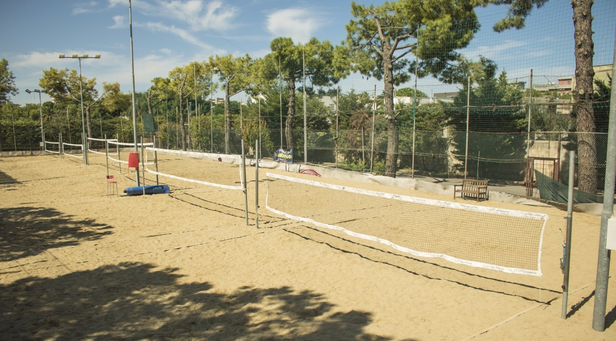Beachvolley & beachtennis di cagno sport