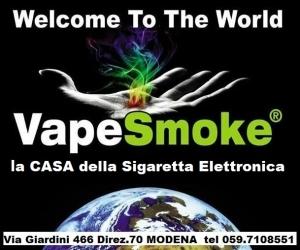 La casa della sigaretta elettronica Vapesmoke