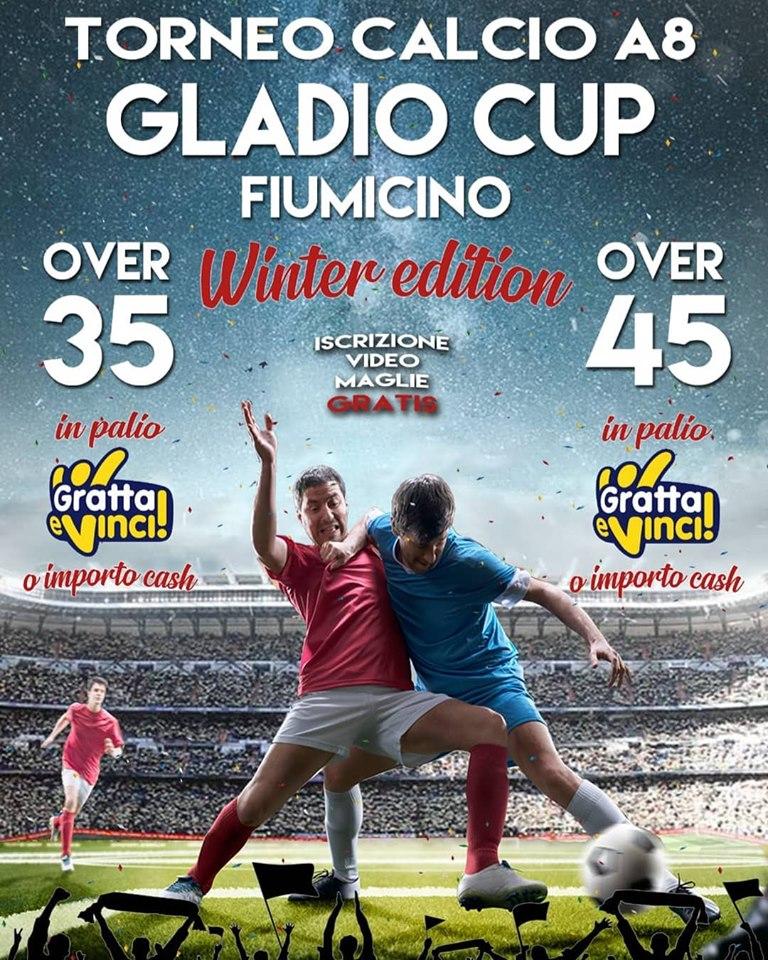 GLADIO CUP OVER 35 E 45