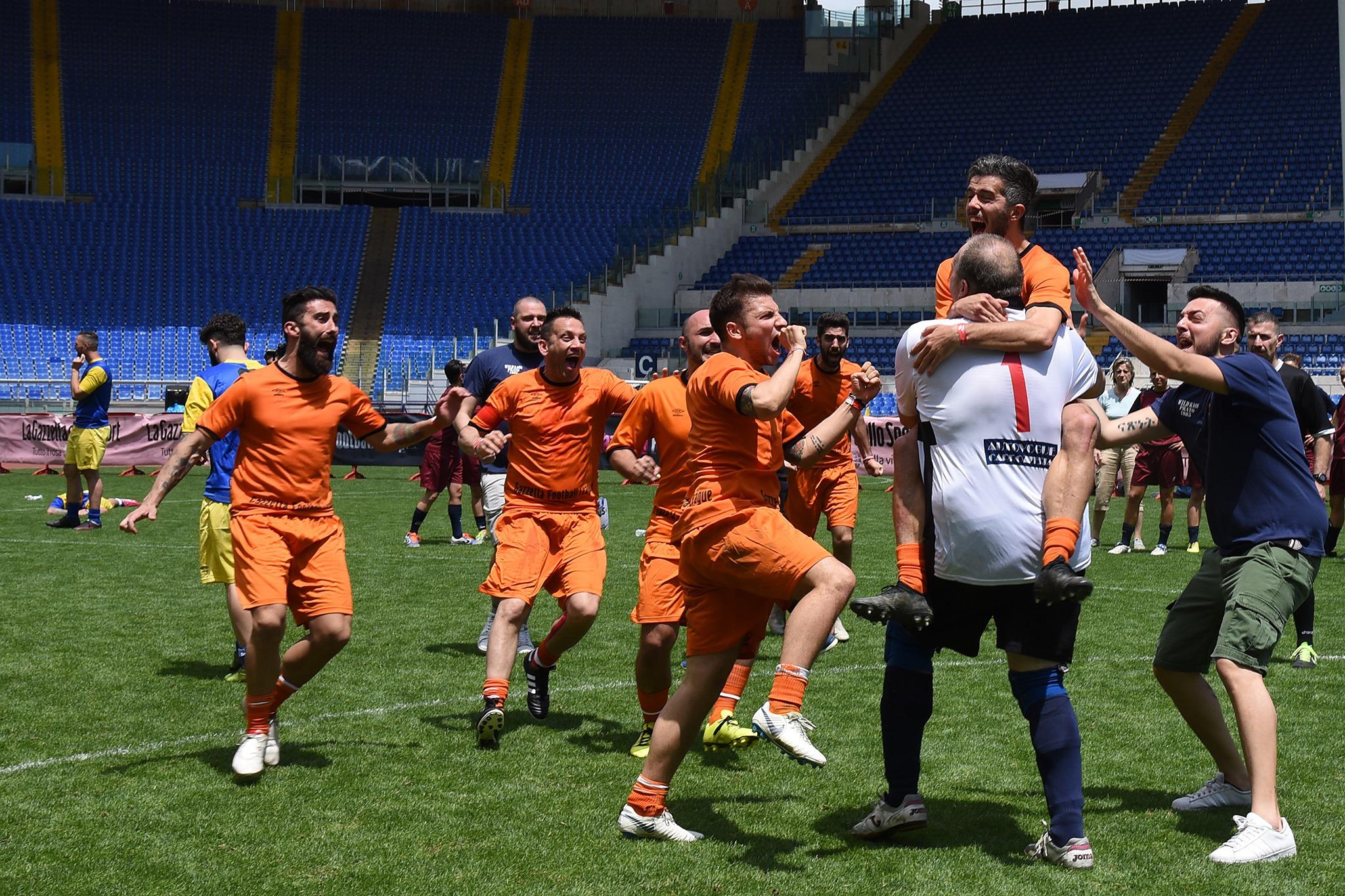 campionato di calcio a 5 sportland milano