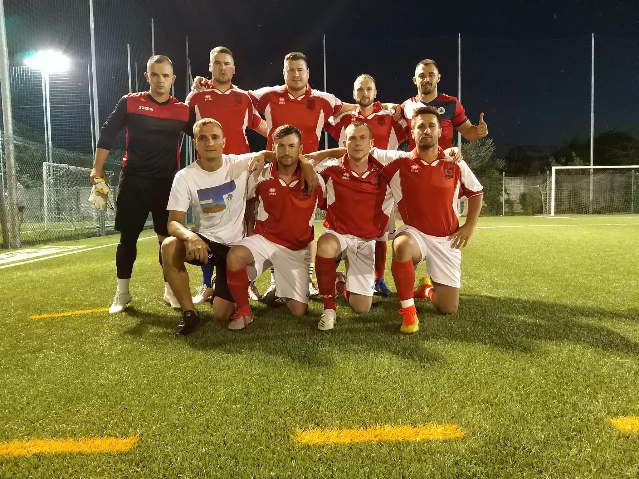 dream team sportland milano calcio a 7