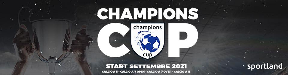 torneo champions cup sportland milano calcio a 7 calcio a 5 calcio a 11