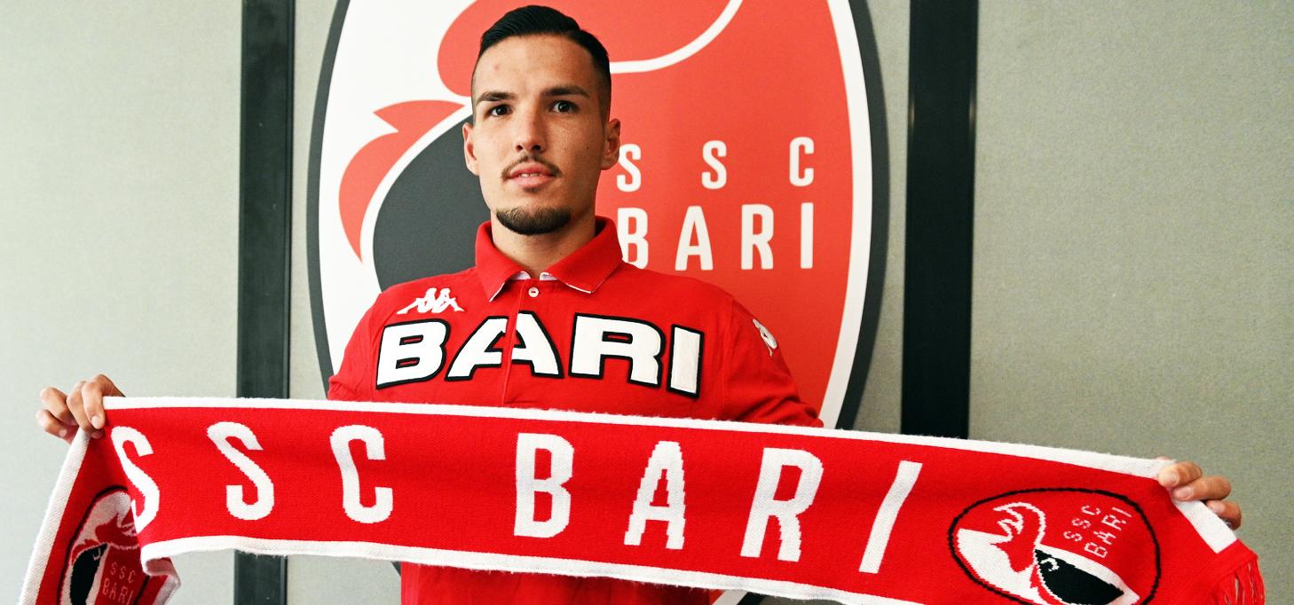 """Polverino: """"Un onore essere a Bari, sono motivatissimo"""" 2119-i9ee6IlmPavmB077Hg8O"""