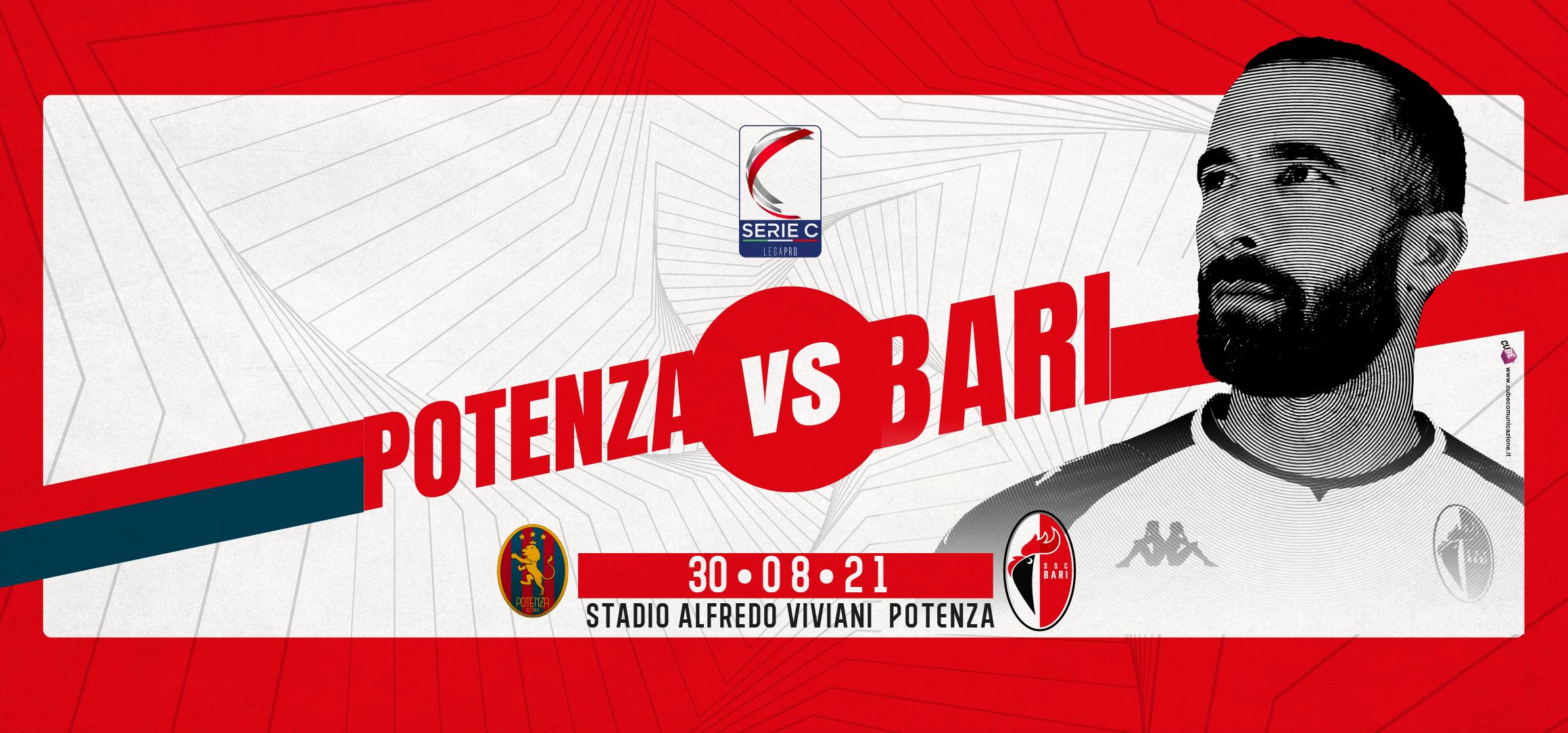 Potenza-Bari: disponibili biglietti settore ospite del Viviani 2140-HcoeOP45sh93p647Bp33
