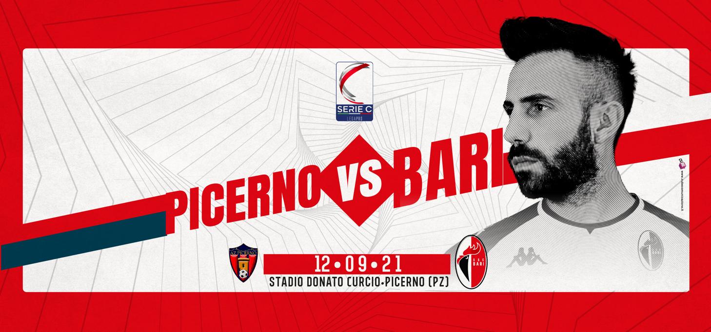 """Picerno-Bari: disponibili biglietti settore ospite del """"Viviani"""" 2197-ni2A42aiFD4bfaB901MH"""