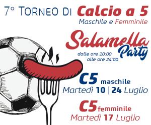 SALAMELLA Cup / Summer 2018