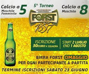 Trofeo FORST 2018