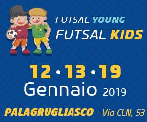 8° FUTSAL KIDS 2019