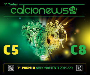Calcio news 24