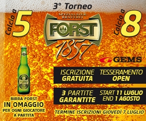 Trofeo Birra FORST