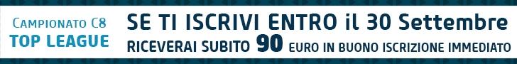 Buono Sconto Campionato 2016 - 2017
