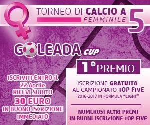 GOLEADA CUP 2017