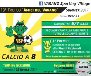 13° Amici del Varano / Estate 2017