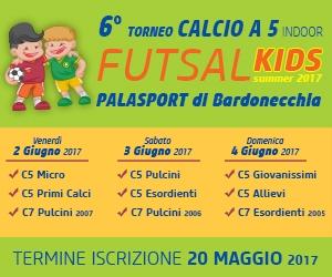 Futsal KIDS Bardonecchia