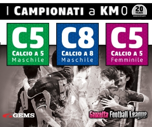 CAMPIONATI TOP FIVE 2017 / 2018